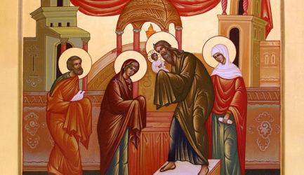 Уважаемые братья и сестры, с Праздником Сретения Господня!