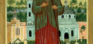 Житие блаженной Ксении Петербургской, Христа ради юродивой