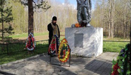 В День Победы в Ржевском районе