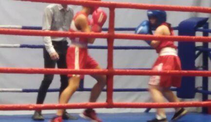 В Доме офицеров г. Ржева прошел казачий открытый городской турнир по боксу среди мальчиков и девочек